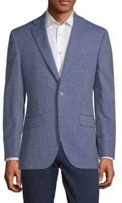 Jack Victor Conway Pinstripe Jacket
