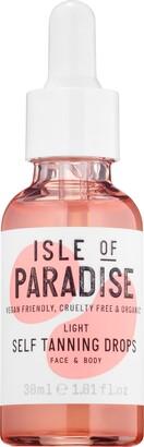 Isle Of Paradise Isle of Paradise - Self Tanning Drops