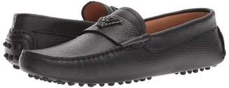 Emporio Armani Leather Driver