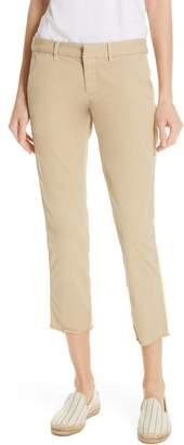 Nili Lotan East Hampton Side Tape Crop Pants