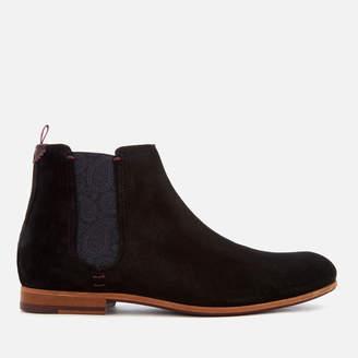 Ted Baker Men's Saldor Suede Chelsea Boots