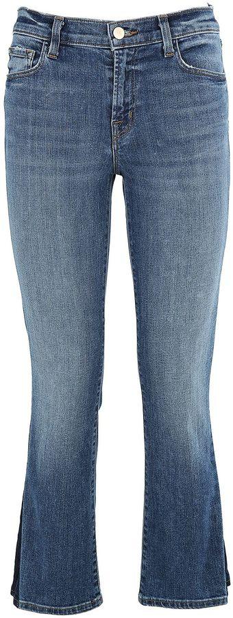 J BrandJ Brand Selena Bootcut Cotton-denim Jeans