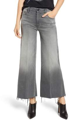 Mother The Roller Ankle Fray Jeans