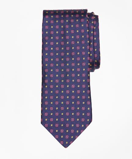 Brooks Brothers Parquet Flower Tie