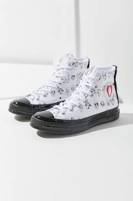 6a5343c0570 Converse X Shrimps Chuck 70 High Top Sneaker