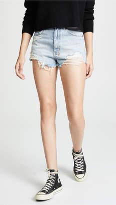 Ksubi The Clas-sick Cutoff Shorts