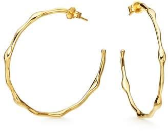 Missoma Magma 18kt Gold Vermeil Hoop Earrings