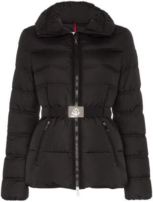 Moncler Alouette belted puffer jacket