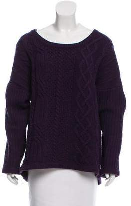 Rag & Bone Wool & Cashmere-Blend Sweater