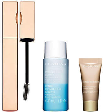 Clarins Three-Piece Instant Eye Loves Set