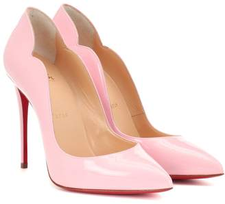 f17da7b713df Christian Louboutin Hot Chick 100 patent leather pumps