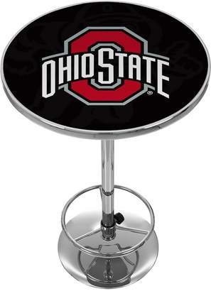 NCAA Kohl's Ohio State Buckeyes Chrome Pub Table
