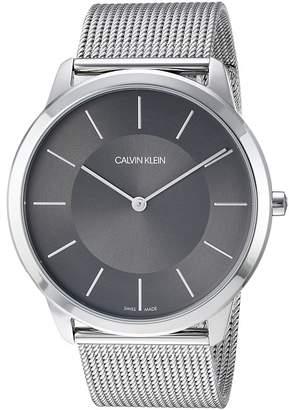 Calvin Klein Minimal Extension Watch - K3M2T124 Watches