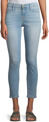Frame Le Skinny Cropped Low-Rise Jeans, Southall