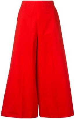 DELPOZO high-waisted skirt