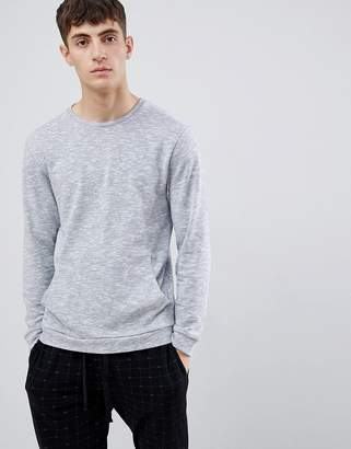 Lacoste Long Sleeve Top in Regular Fit