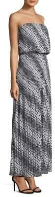 MICHAEL Michael Kors Floral Maxi Dress