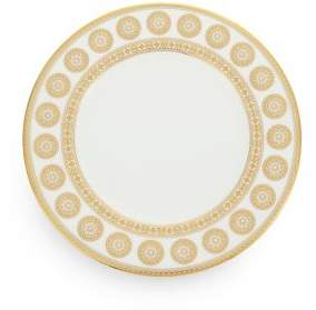 Gourmet Dining Prouna Golden Leaves Salad Plate