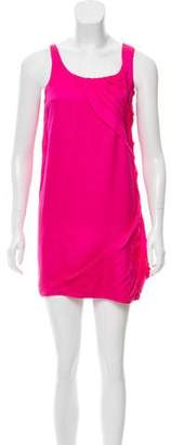 Doo.Ri Sleeveless Silk Dress