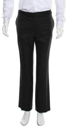 Tom Ford Wool Straight-Leg Pants