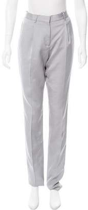 Burberry High-Rise Wool Pants w/ Tags