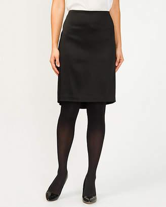 Le Château Sateen Pencil Skirt