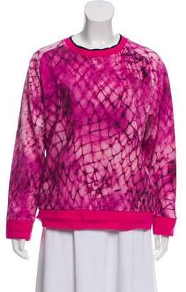 Paul Smith Printed Long Sleeve Sweatshirt