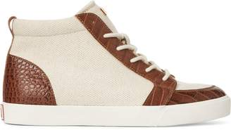 Ralph Lauren Rowling II High-Top Sneaker