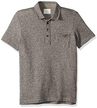 Billy Reid Men's Short Sleeve Smith Polo
