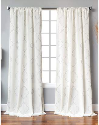 Distinctly Home 84-Inch Rod Pocket Window Panel