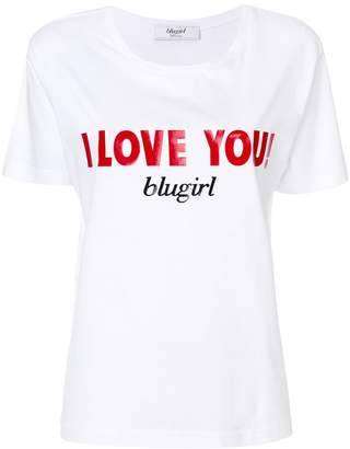 Blugirl I Love You T-shirt