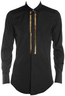DSQUARED2 Sequin Button-Down Shirt