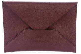 Hermes Novillo Envelope Wallet