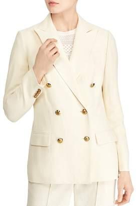 Lauren Ralph Lauren Double-Breasted Blazer - 100% Exclusive
