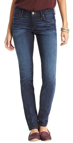 LOFT Tall Modern Skinny Jeans in Majestic Wash