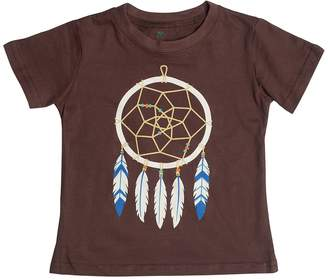 Doodle Pants Dream Catcher Shirt (Baby & Toddler Girls)