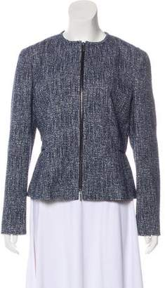 HUGO BOSS Boss by Tweed Dress Blazer