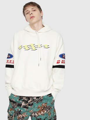 Diesel Sweatshirts 0KASL - White - S