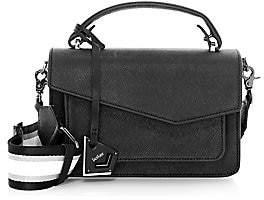 Botkier Women's Cobbie Hill Leather & Canvas Crossbody Bag