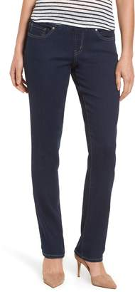 Jag Jeans Peri Pull-On Straight Leg Jeans