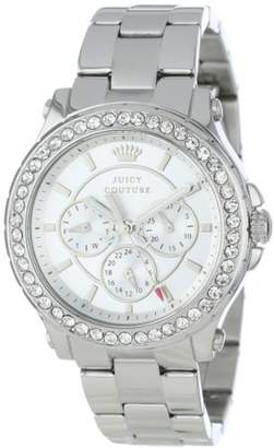 Juicy Couture Women's 1901048 Pedigree Stainless Steel Bracelet Watch by