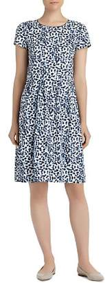 Lafayette 148 New York Gina Printed Dress