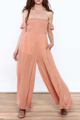 Cotton Candy Penny Lane Jumpsuit $54 thestylecure.com