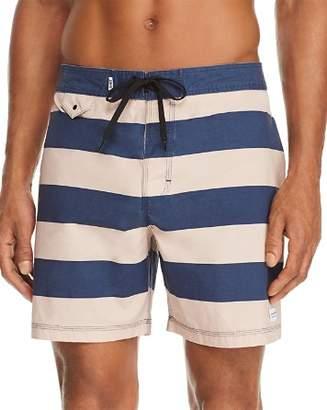 BANKS San Diego Striped Board Shorts