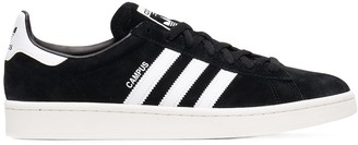 adidas Black campus trainers