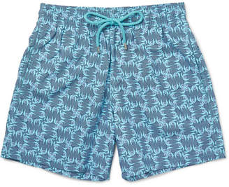 Vilebrequin Moorea Slim-Fit Short-Length Printed Swim Shorts