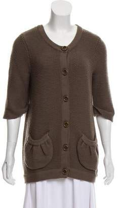 Marc by Marc Jacobs Lightweight Wool Cardigan
