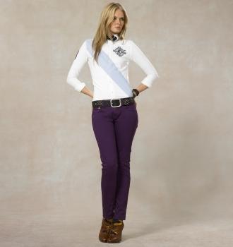 Super-Skinny Cropped Jean