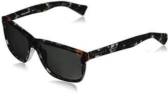 fc0ceffdf1a Cole Haan Men s Ch6005 Plastic Square Sunglasses