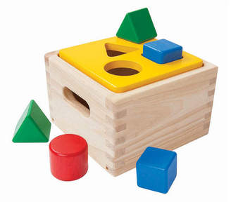 Plan Toys Shape And Sort It Out Learning Toy